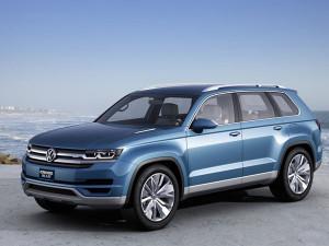 Volkswagen Studie CrossBlue